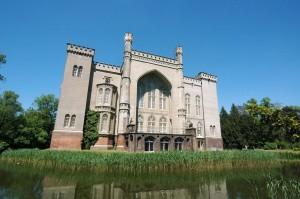 Замок Курник