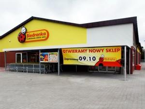 Biedronka. Супермаркети в Польщі