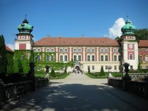 Замок у Ланцуті