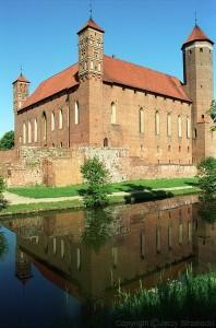 Замок у Лідзбарку Вармінському