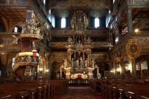 Церква миру у Свідніці