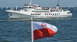 У Польщу на кораблі