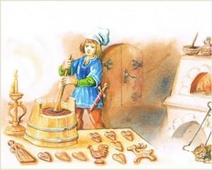 Медові пряники. Торунська легенда