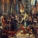 Конституція 3 травня 1791 року - картина Яна Матейко
