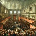 Конституція 3 травня 1791 року - картина Вишняковського