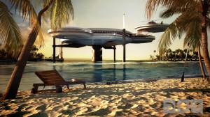 У Польщі планується побудувати підводний готель