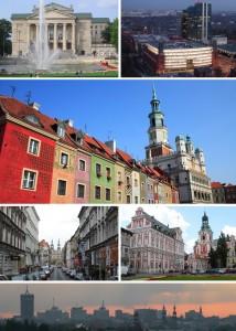 Історія міста Познань