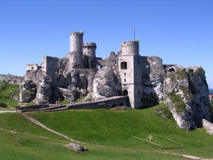 Замок Огродинець