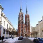 Кафедральний собор. Тумський острів