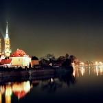 Тумський острів вночі
