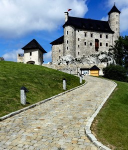 Замок Боболіце