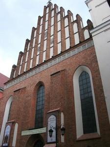 Собор Святого Іоанна Хрестителя у Варшаві