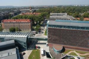 Краківський університет економіки - основні будівлі