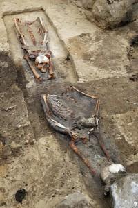 Могили вампірів виявили у польському Глівіце