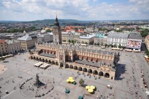 Старе місто і Ринкова площа Кракова