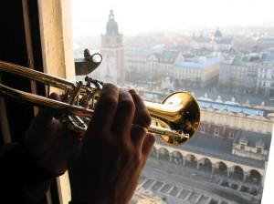 Краківський трубач. Легенда Кракова