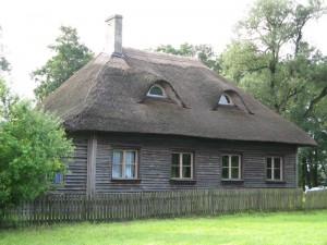 Будинок. Острів Ледницький