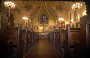 Як поводитися в костелі