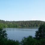Озеро Чарне. Дравенський національний парк
