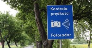 Фоторадари в Польщі