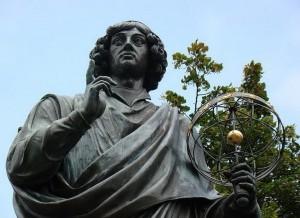 Пам'ятник Миколі Копернику у Торуні