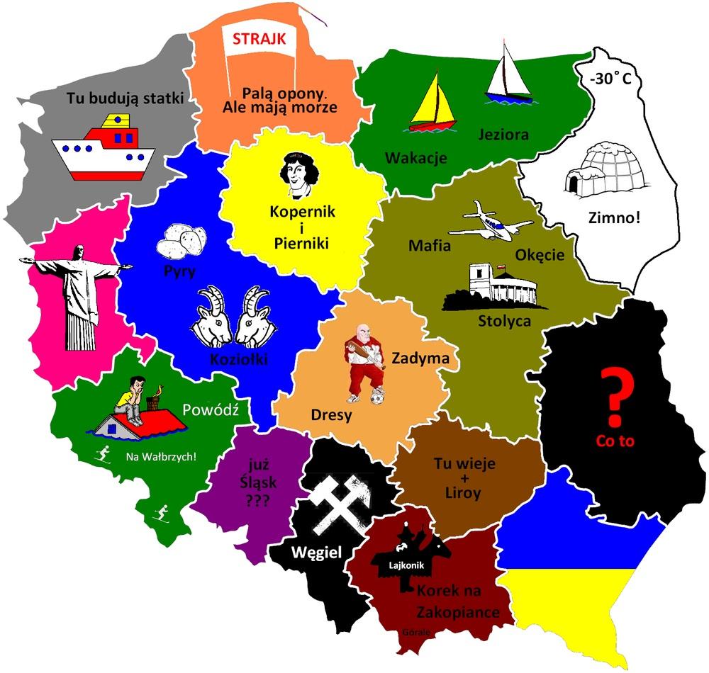 Цікаві факти про Польщу  e4ebe5db1e91a