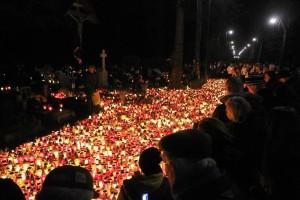 День всіх Святих у Польщі