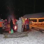 Новий Рік в Біловезькій Пущі