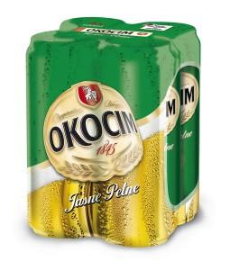 Польське пиво Okocim