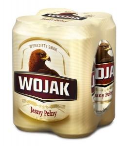 Польське пиво Wojak