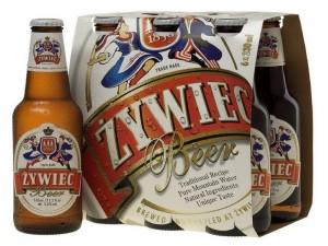 Польське пиво Zywiec