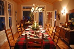 Різдвяний стіл у Польщі