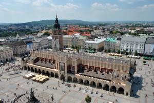 Сукенніце у Кракові