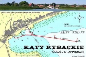 Карта. Конти Рибальські