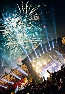 Новий рік в Кракові