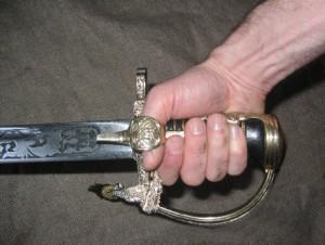 Гусарська шабля