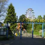 Лунопарк в місті Лодзь