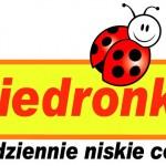 Логотип супермаркету Бедронка