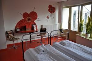 Атр-готель «Lalala» в Сопоті