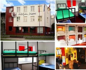 Еко-хостел «Wilson» у Варшаві