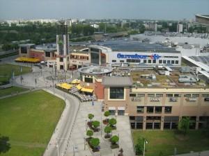 Arkadia. Варшава