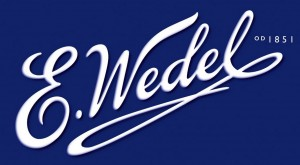 Логотип E.Wedel