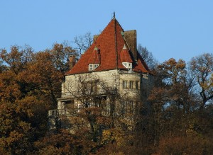 Вілла Вежа