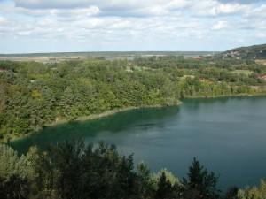 Туркусове озеро. Острів Волін