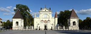 Костел у Венгруві