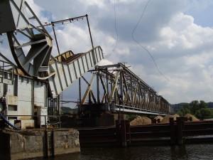 Підйомний міст у Щецині