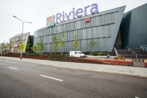Торговий центр Riviera у Гдині