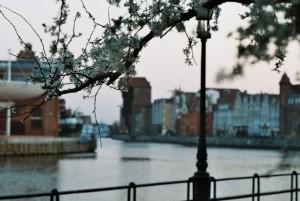 Весна у Гданську