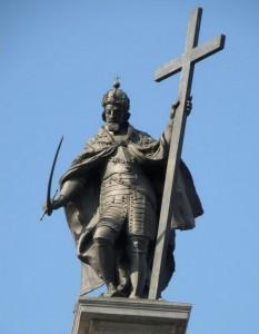 Колона короля Сигізмунда III у Варшаві