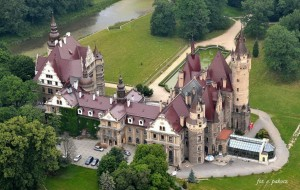 Замок в Мошні
